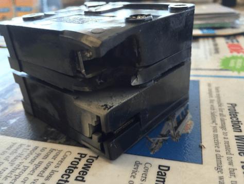 central a c won't turn on? an az tech explains why patrick riley outside lamp box bad circuit breaker